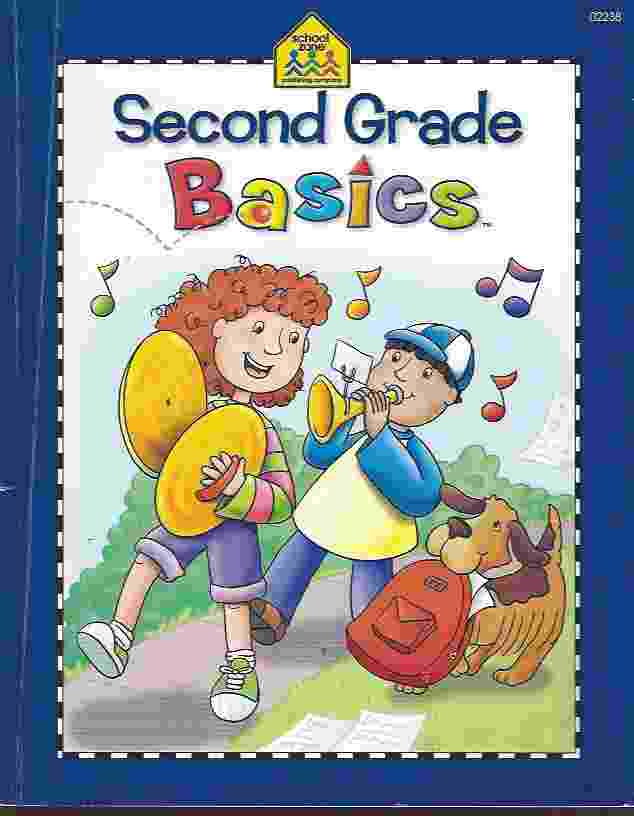 Image for SECOND GRADE BASICS