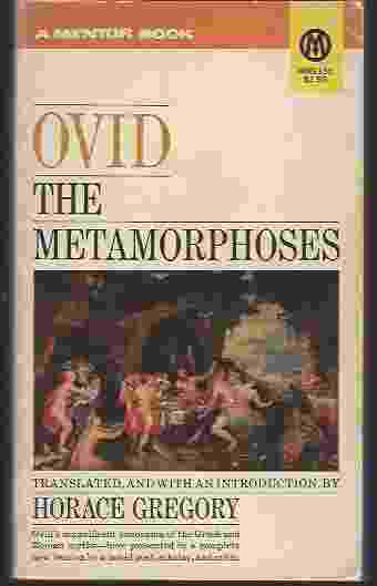 Image for THE METAMORPHOSES