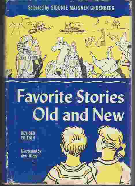 Image for FAVORITE STORIES OLD AND NEW, REVISED EDITION