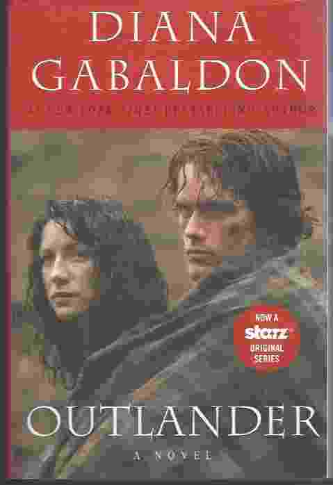 Image for OUTLANDER  [STARZ TIE-IN EDITION]  A Novel