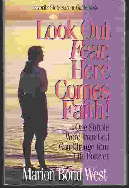Image for LOOK OUT FEAR, HERE COMES FAITH!