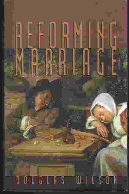 Image for REFORMING MARRIAGE