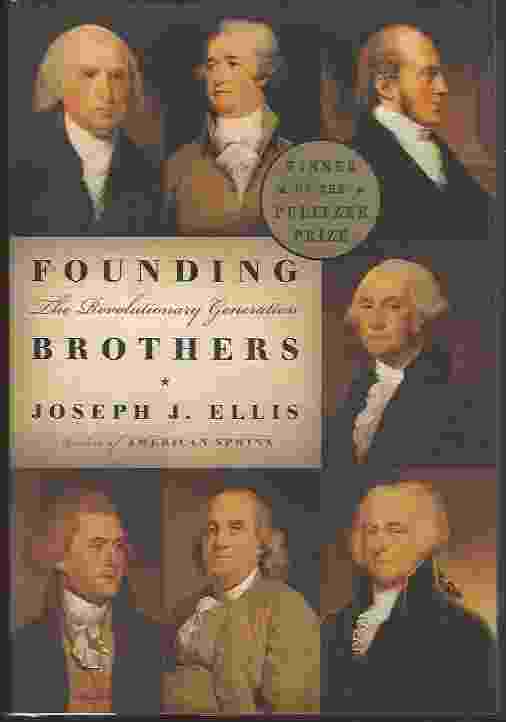 Image for FOUNDING BROTHERS  The Revolutionary Generation