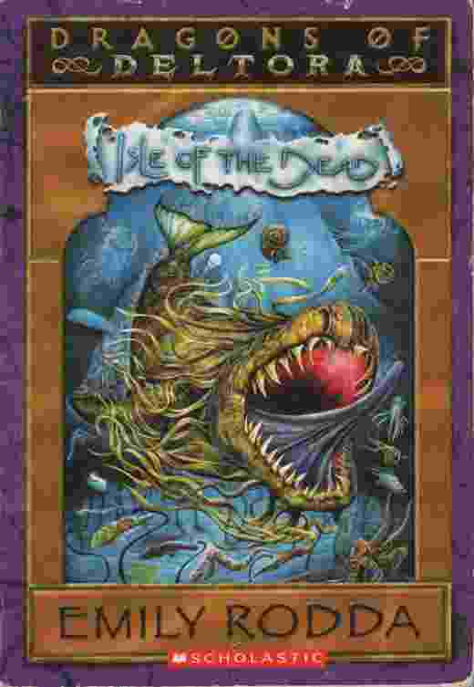 Image for DRAGONS OF DELTORA: ISLE OF THE DEAD