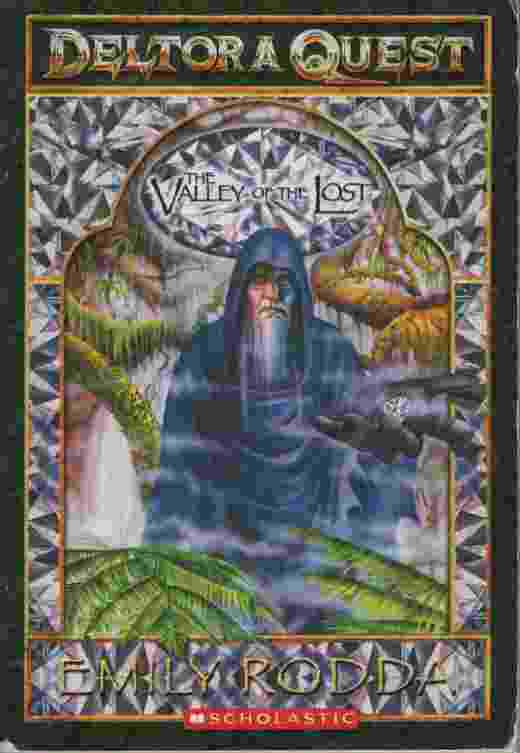 Image for DELTORA QUEST: THE VALLEY OF THE LOST