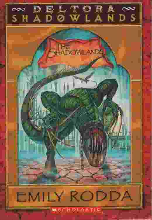 Image for DELTORA SHADOWLANDS: THE SHADOWLANDS