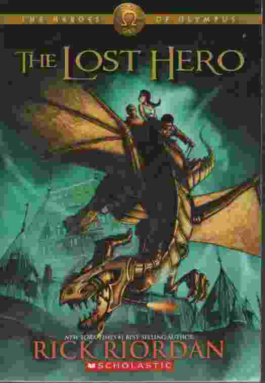 Image for THE LOST HERO