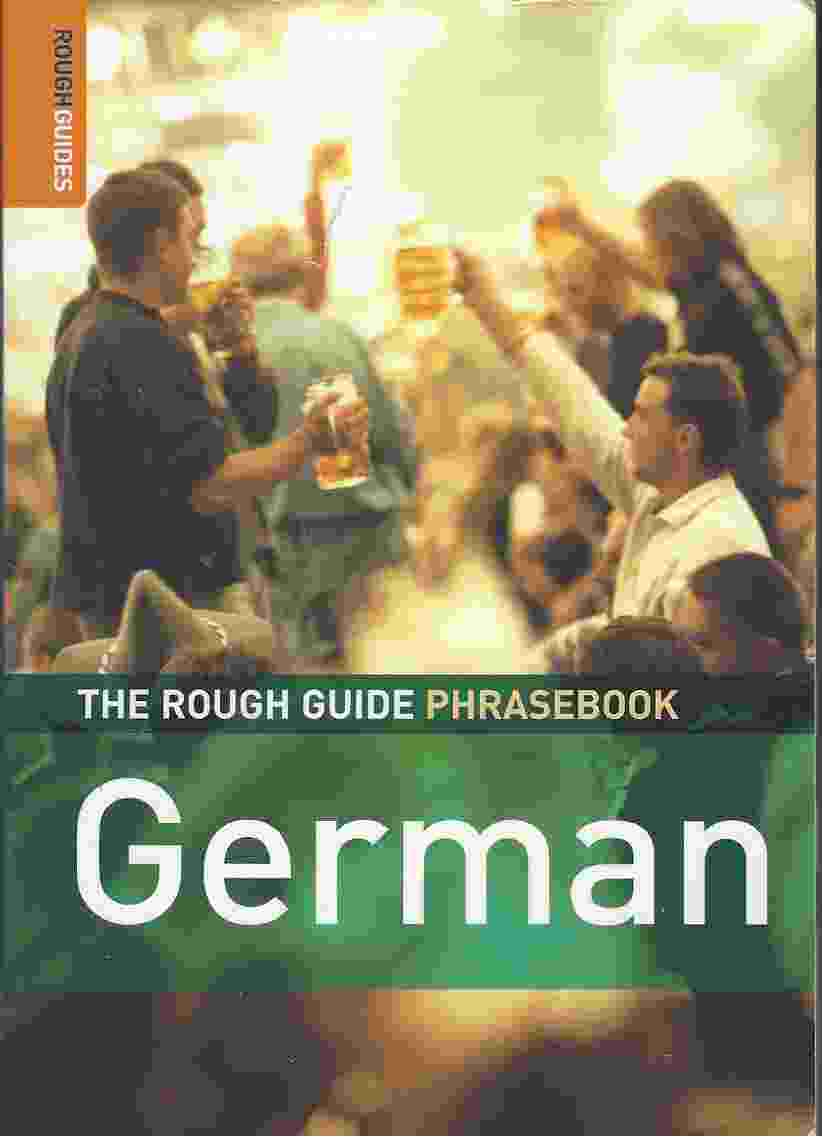Image for THE ROUGH GUIDE TO GERMAN DICTIONARY PHRASEBOOK