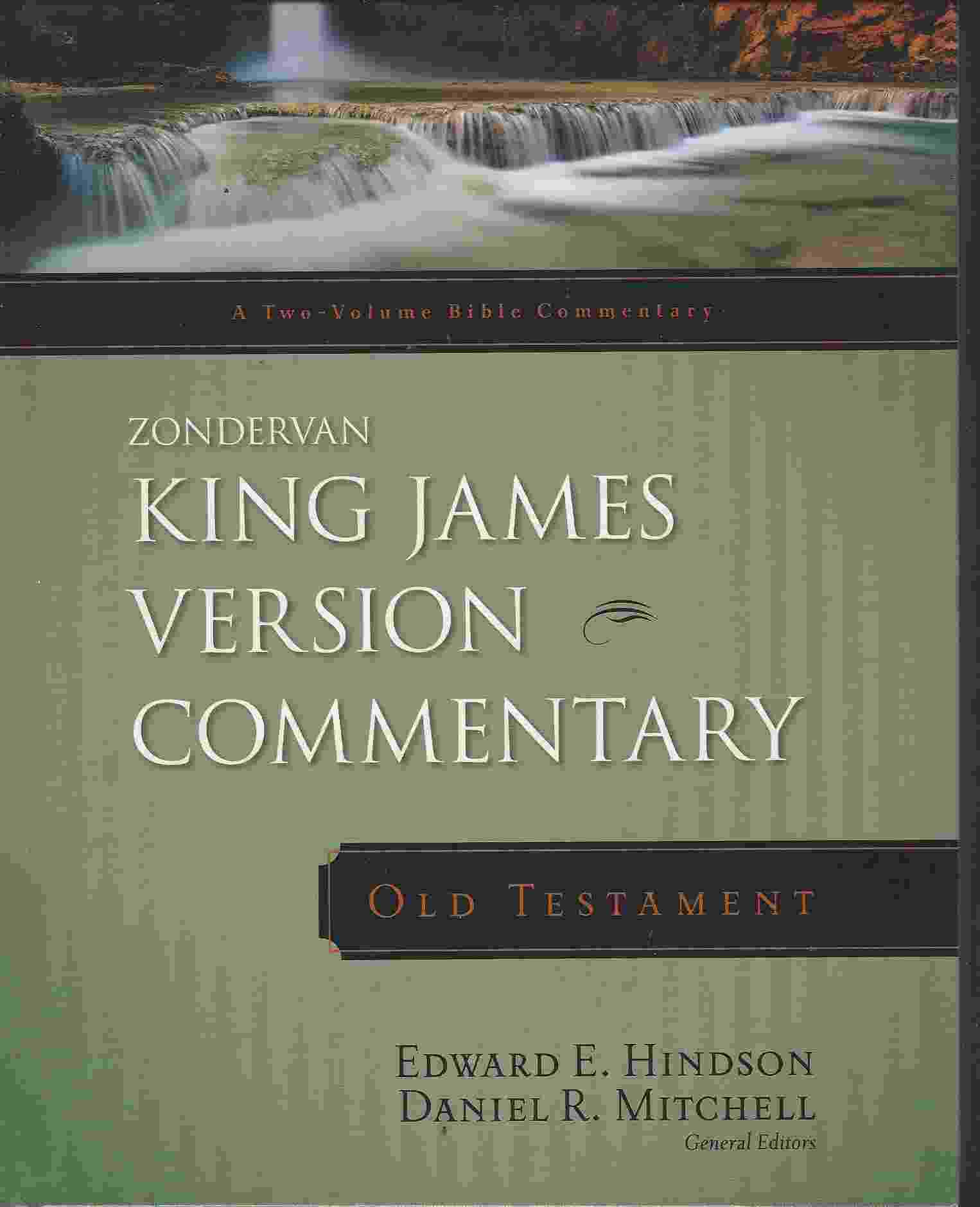 Image for ZONDERVAN KING JAMES VERSION COMMENTARY,OLD TESTAMENT