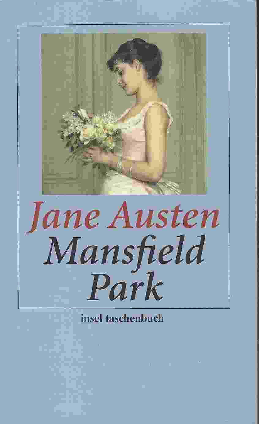 Image for MANSFIELD PARK [IN GERMAN]
