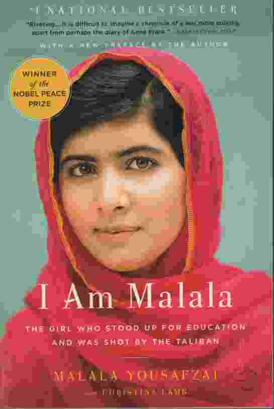 Image for I AM MALALA  The Girl Who Stood Up for Education and Was Shot by the Taliban