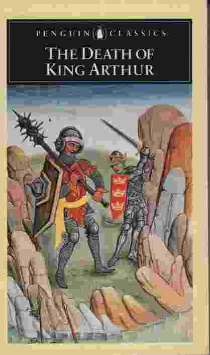 Image for THE DEATH OF KING ARTHUR   Translated by James Cable
