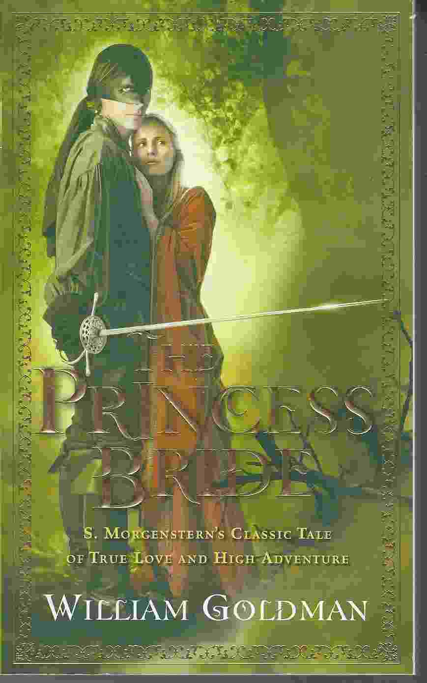 Image for THE PRINCESS BRIDE  S. Morgenstern's Classic Tale of True Love and High Adventure
