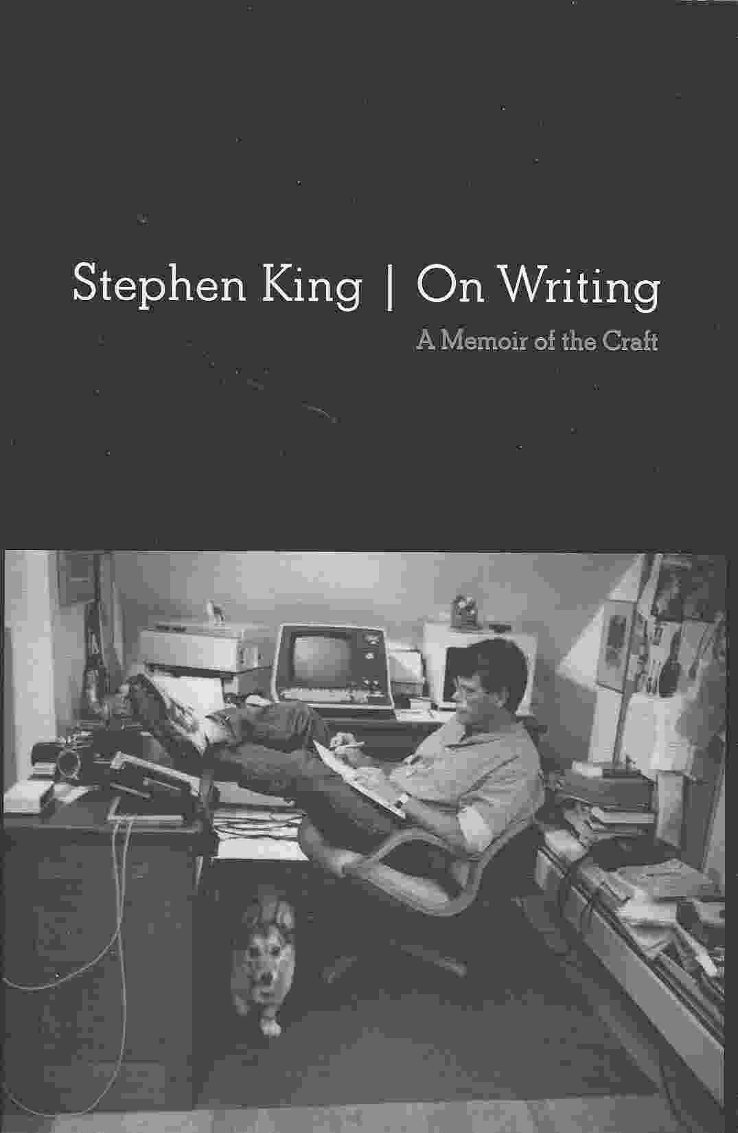 Image for ON WRITING  10th Anniversary Edition: A Memoir of the Craft