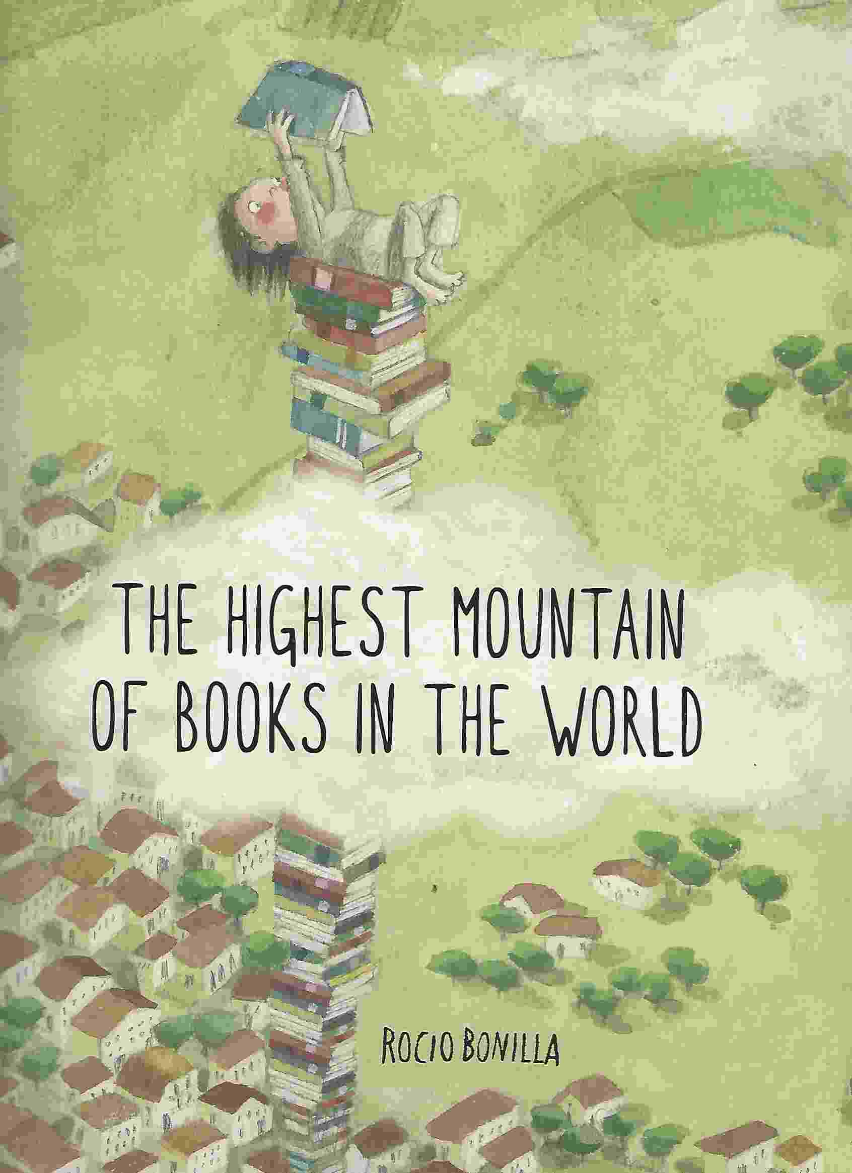 Image for THE HIGHEST MOUNTAIN OF BOOKS IN THE WORLD