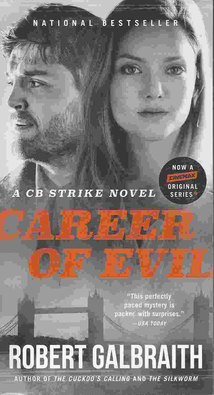 Image for CAREER OF EVIL