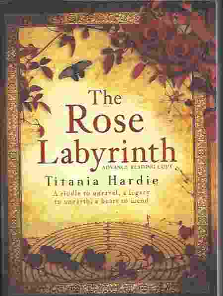 Image for THE ROSE LABYRINTH [ADVANCE READING COPY]