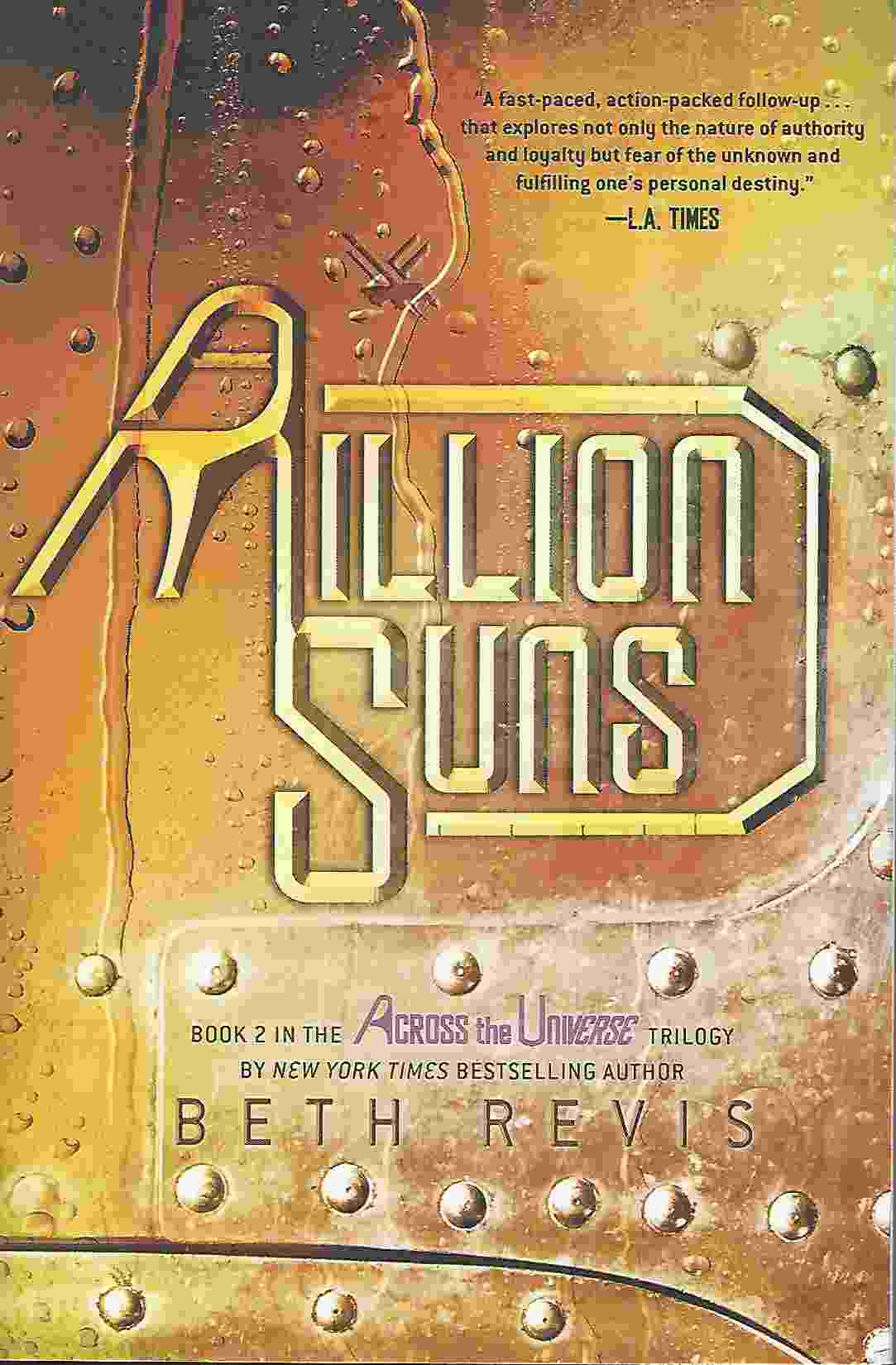 Image for A MILLION SUNS