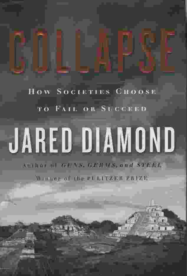 Image for COLLAPSE  How Societies Choose to Fail or Succeed