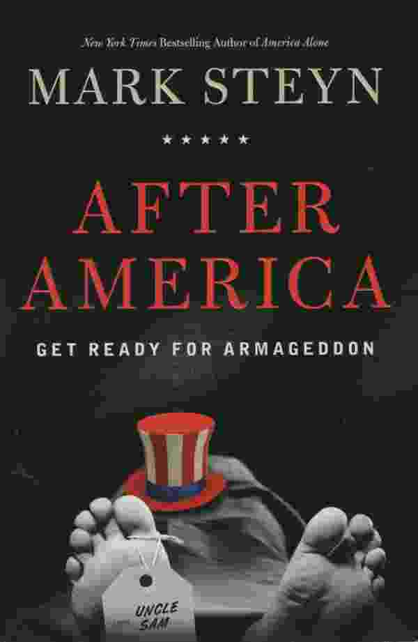 Image for AFTER AMERICA  Get Ready for Armageddon
