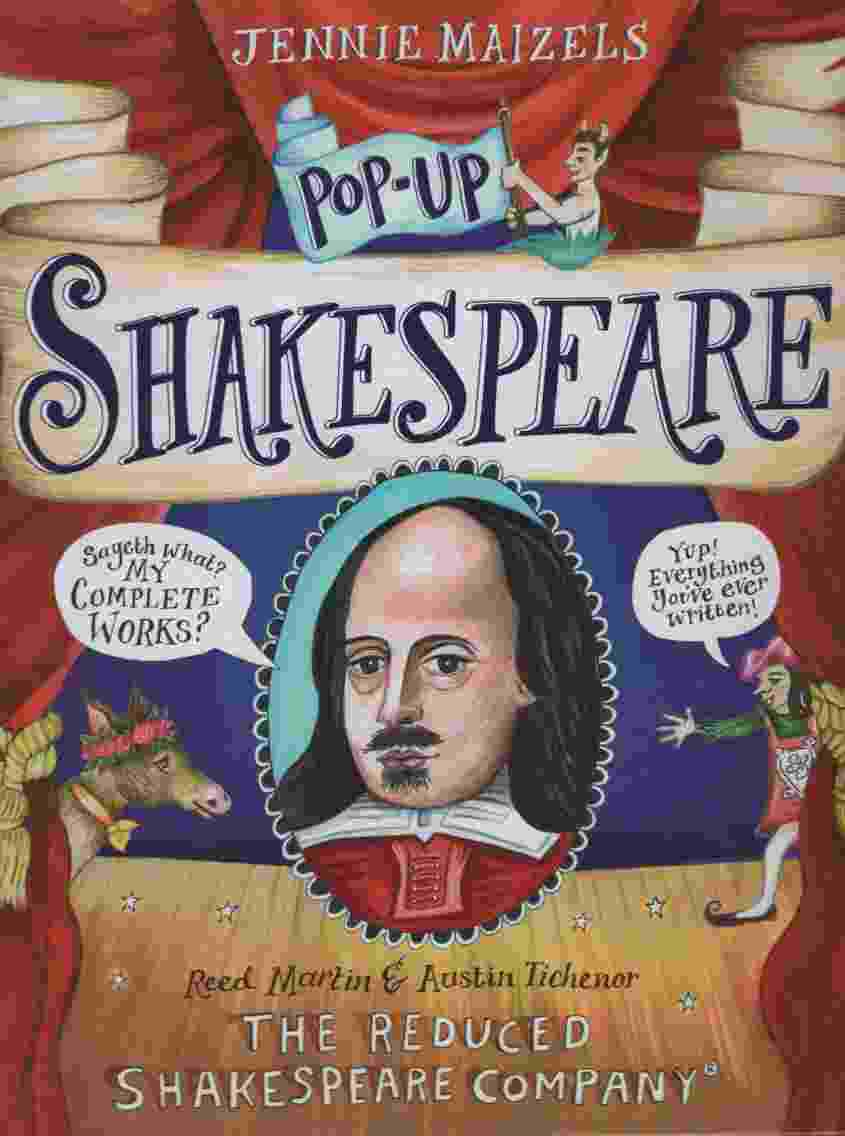 Image for POP-UP SHAKESPEARE  Every play and poem in pop-up 3-D