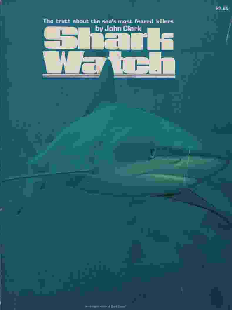 Image for SHARK WATCH  Abridged from Shark frenzy