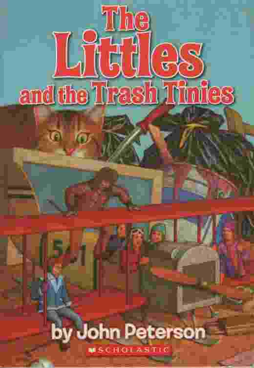 Image for THE LITTLES AND THE TRASH TINIES
