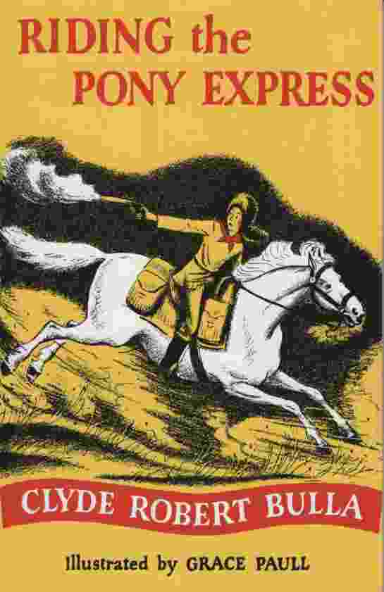 Image for RIDING THE PONY EXPRESS
