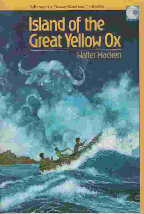 Image for ISLAND OF THE GREAT YELLOW OX