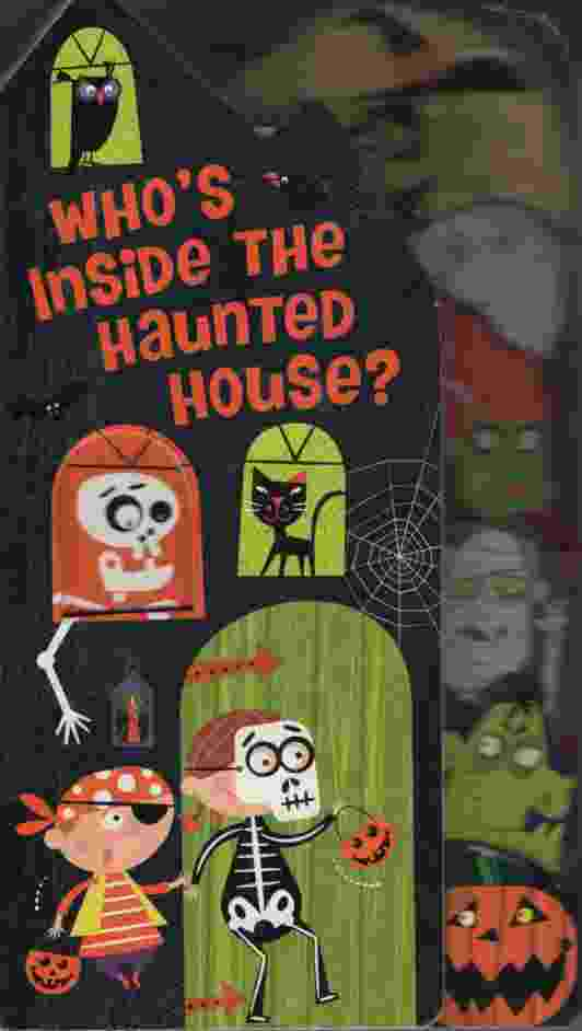 Image for WHO'S INSIDE THE HAUNTED HOUSE?