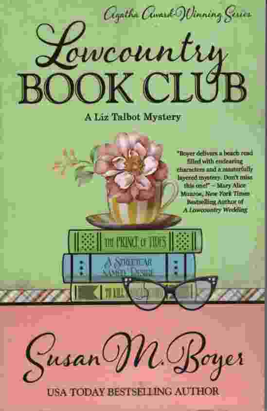 Image for LOWCOUNTRY BOOK CLUB