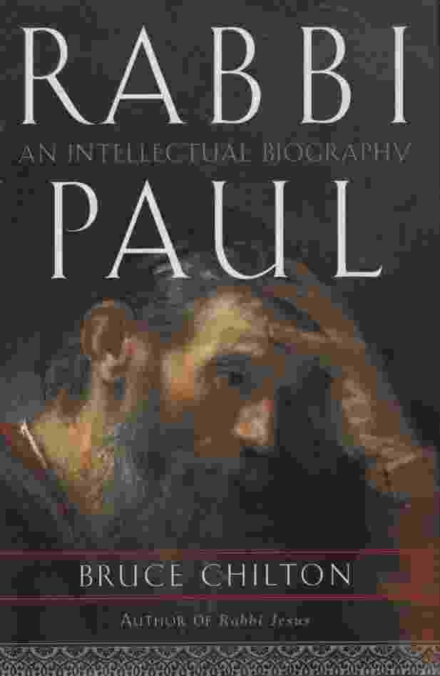 Image for RABBI PAUL  An Intellectual Biography