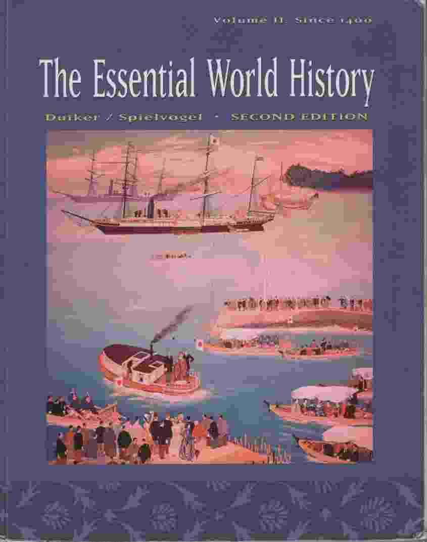 Image for THE ESSENTIAL WORLD HISTORY, VOLUME II: SINCE 1400 Second Edition
