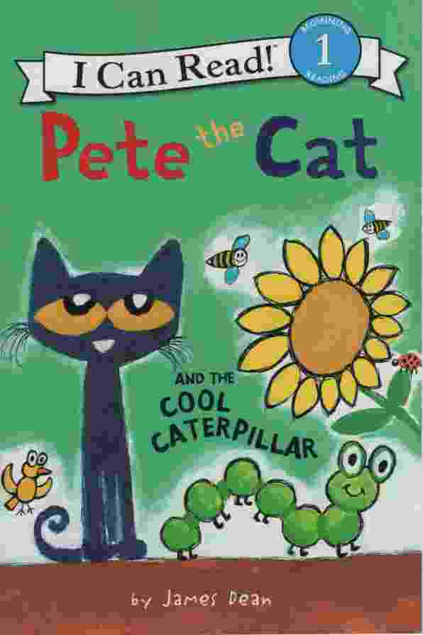 Image for PETE THE CAT AND THE COOL CATERPILLAR