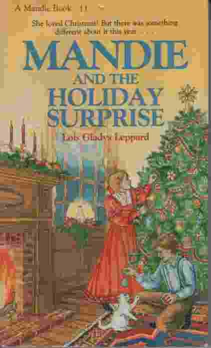 Image for MANDIE AND THE HOLIDAY SURPRISE
