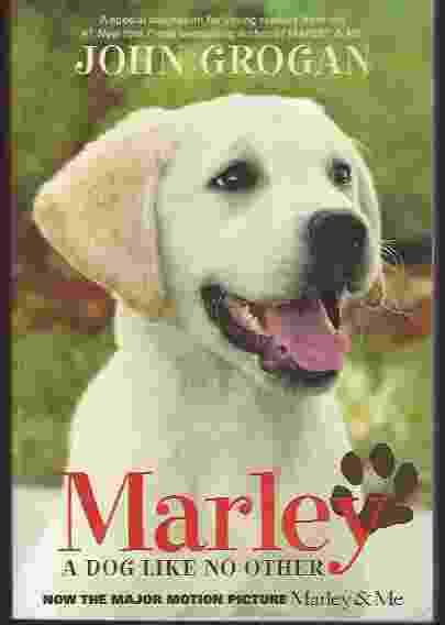 Image for MARLEY   A Dog Like No Other