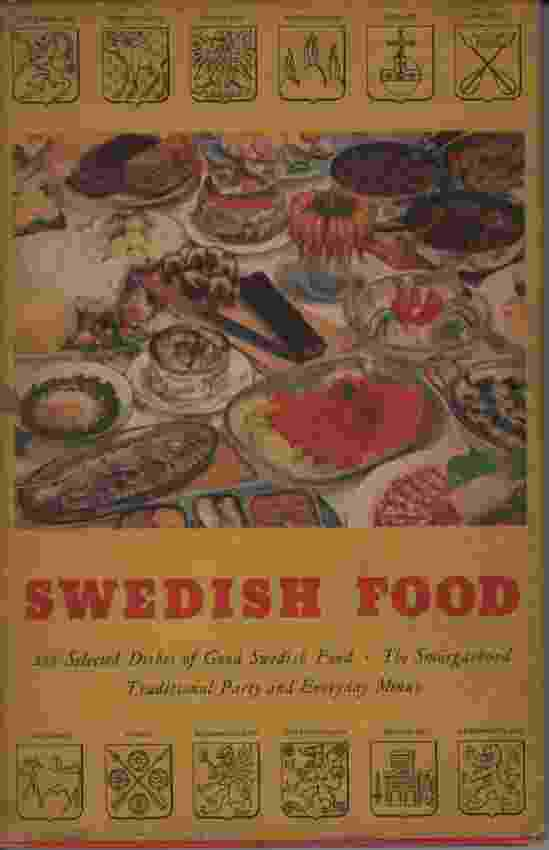Image for SWEDISH FOOD