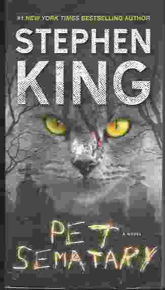Image for PET SEMATARY  A Novel