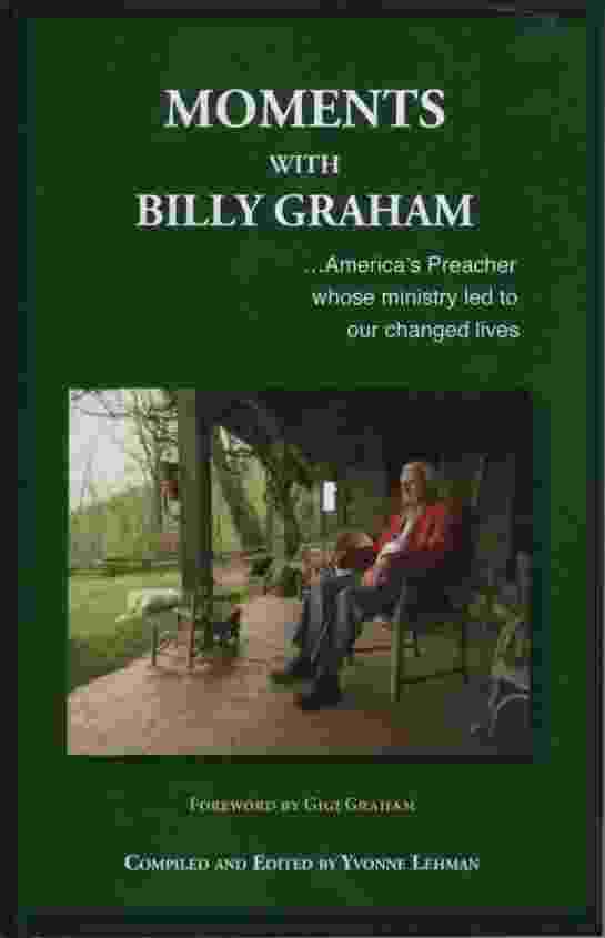 Image for MOMENTS WITH BILLY GRAHAM: THE LAST TWO DOLLARS