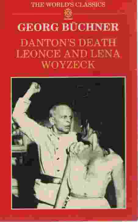 Image for DANTON'S DEATH; LEONCE AND LENA; WOYZECK