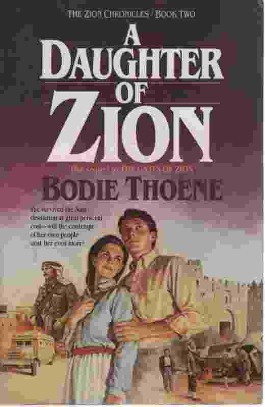 Image for A DAUGHTER OF ZION