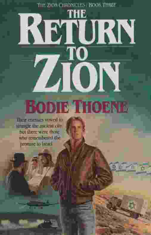 Image for THE RETURN TO ZION