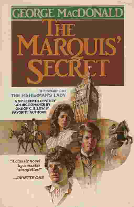 Image for THE MARQUIS' SECRET