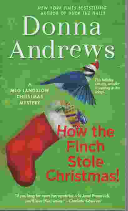 Image for HOW THE FINCH STOLE CHRISTMAS!