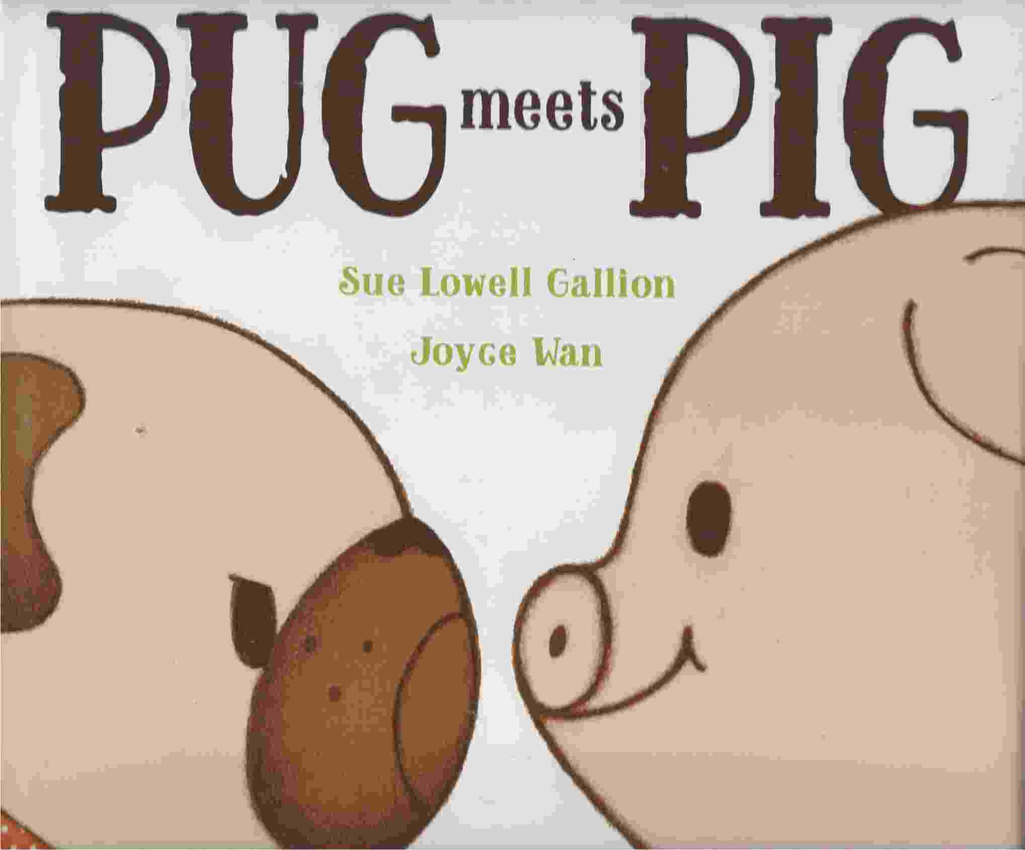 Image for PUG MEETS PIG