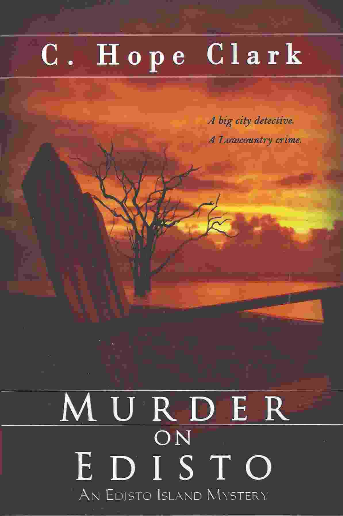 Image for MURDER ON EDISTO