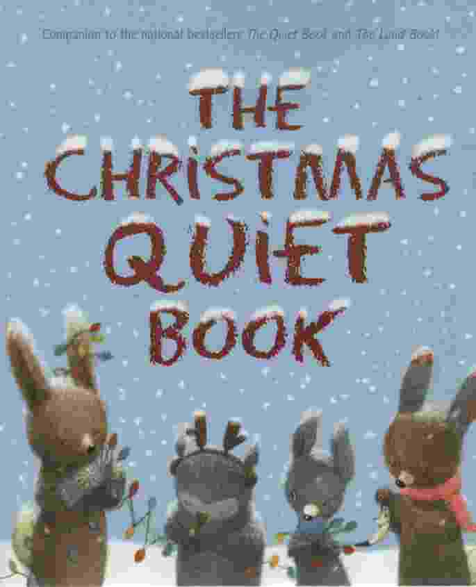 Image for THE CHRISTMAS QUIET BOOK