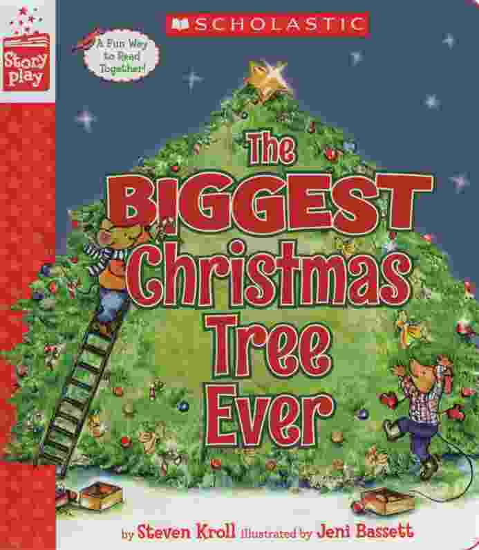 Image for THE BIGGEST CHRISTMAS TREE EVER
