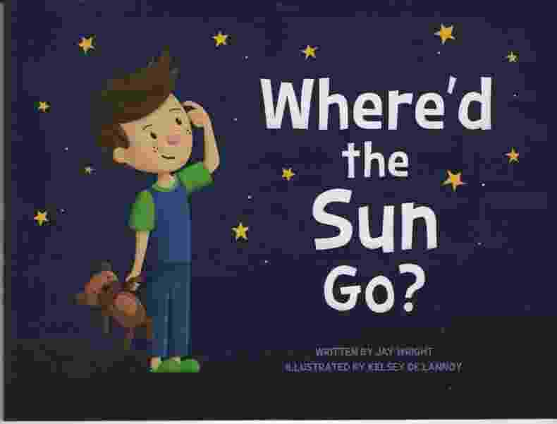 Image for WHERE'D THE SUN GO?
