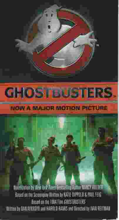 Image for GHOSTBUSTERS [TALL PB]